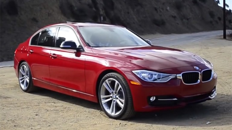 BMW 3 Series Diesel First Impressions from Actor Lamman Rucker