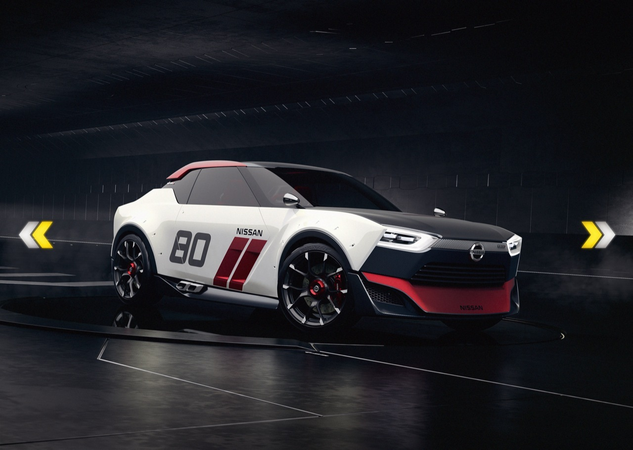 Nissan Essentially Confirms Rear Wheel Drive Idx Concept