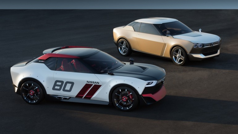 Nissan Essentially Confirms Rear-Wheel-Drive IDx Concept to go into Production
