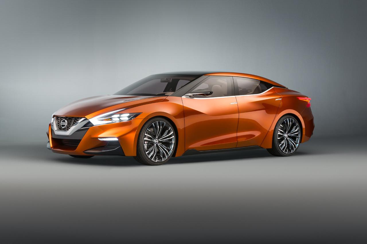 2014 Nissan Maxima Concept