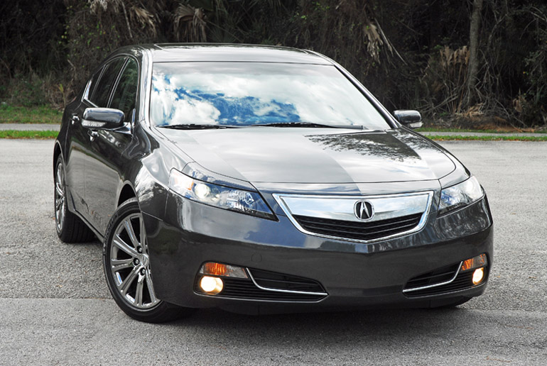 2014 Acura TL Special Edition Beauty Left HA Done Small