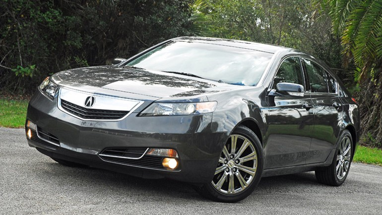 2014 Acura TL Special Edition Review & Test Drive