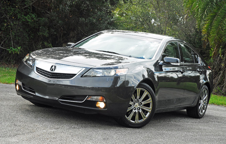 2014 acura tl special edition review test drive. Black Bedroom Furniture Sets. Home Design Ideas