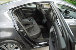 2014 Acura TL Special Edition Rear Seats Done Small