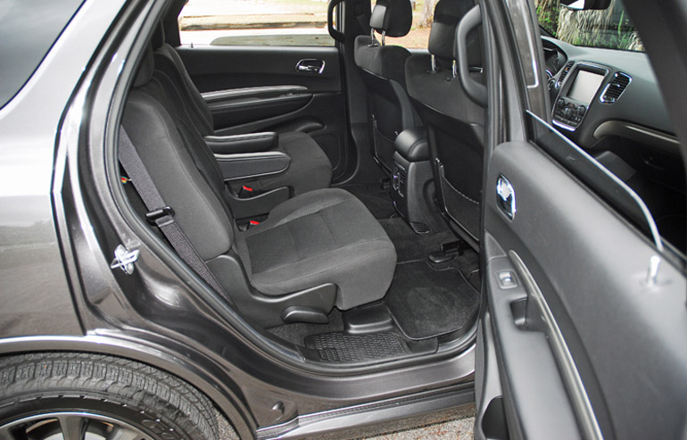 2014 Dodge Durango Rallye Back Seats Done Small