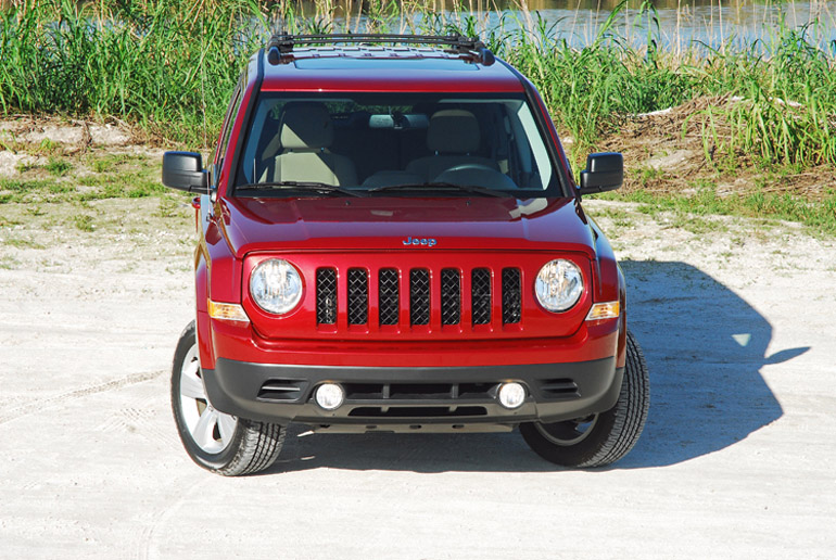 2014 Jeep Patriot Latitude Beauty Headon HA Done Small