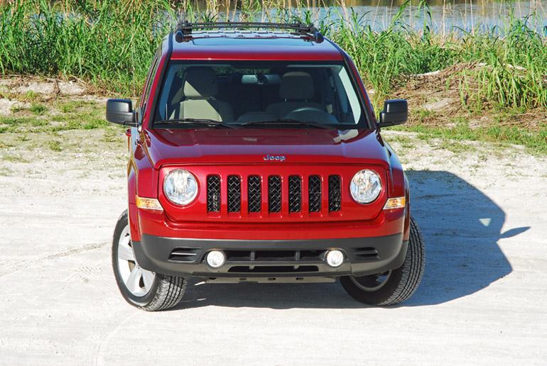 2014 Jeep Patriot Latitude Beauty Headon HA Done Small