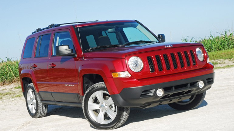 2014 Jeep Patriot Latitude 4WD Review & Test Drive