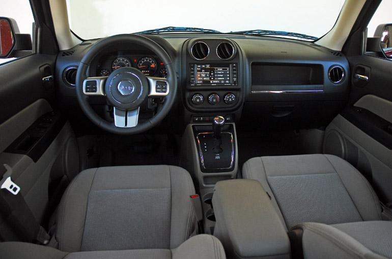2014 Jeep Patriot Latitude Dashboard Done Small
