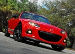 2014 Mazda MX5 Beauty Left XDown LA Small