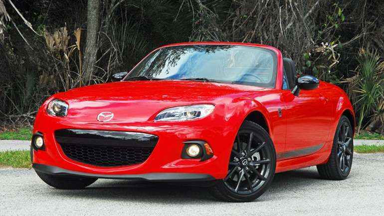 2014 Mazda MX-5 Miata Club Review & Test Drive