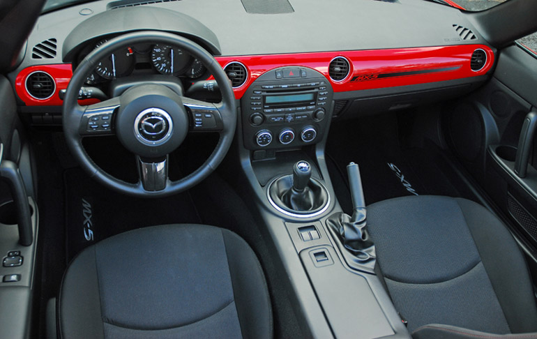 2014 Mazda MX5 Dashboard Done Small