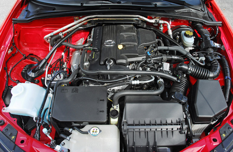 2014 Mazda MX5 Engine Done Small
