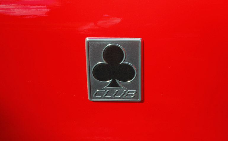 2014 Mazda Mx5 Fender Club Badge Done Small