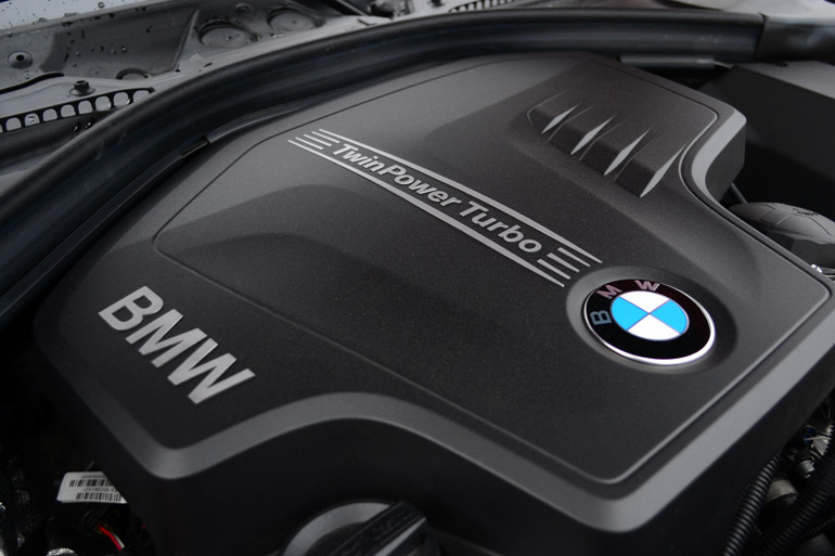 2014 Bmw 428i M Sport Engine Cover