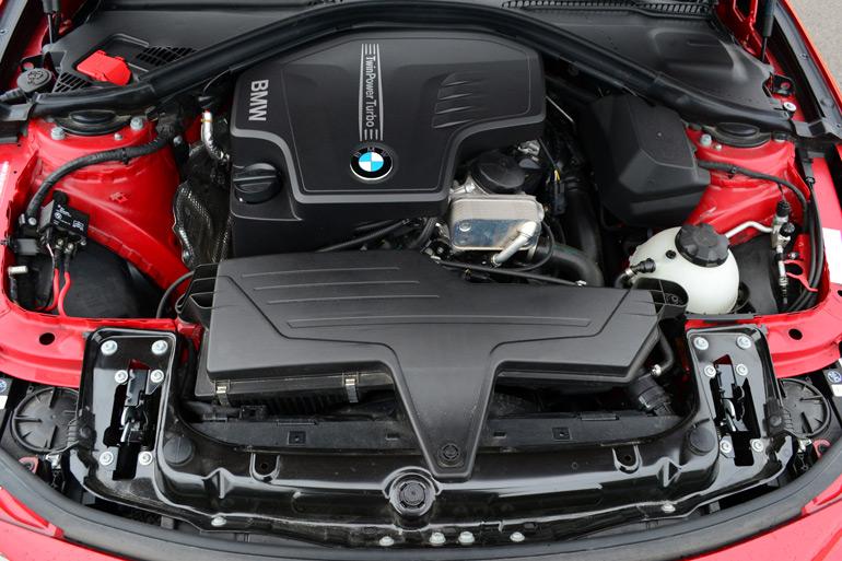 2014 Bmw 428i M Sport Engine