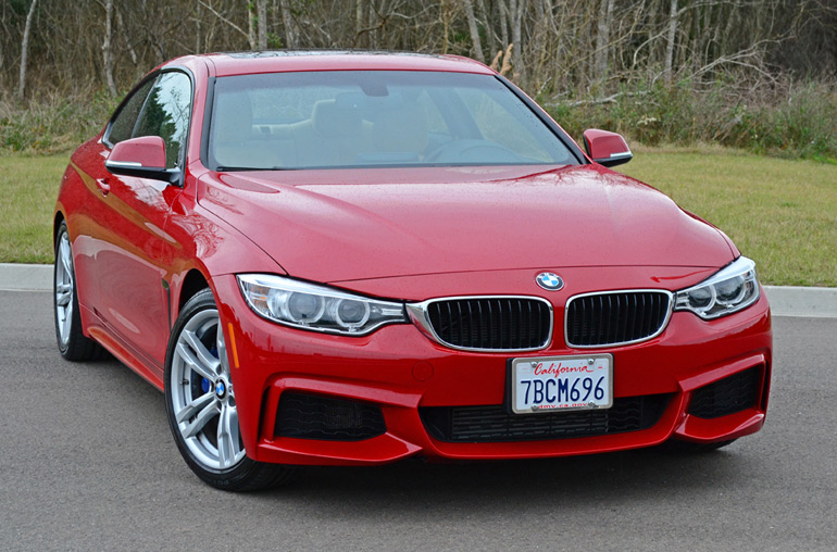 2014 BMW 428i M Sport Review & Test Drive