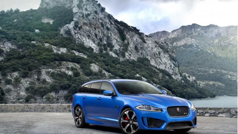 Jaguar XFR-S Sportbrake Officially Revealed