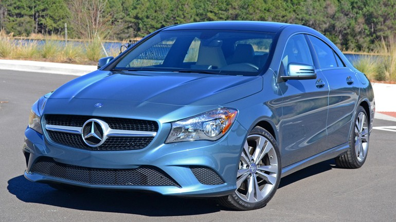 2014 Mercedes-Benz CLA250 Review & Test Drive