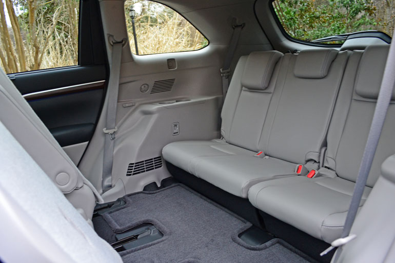 remove 3rd row seat toyota highlander. Black Bedroom Furniture Sets. Home Design Ideas