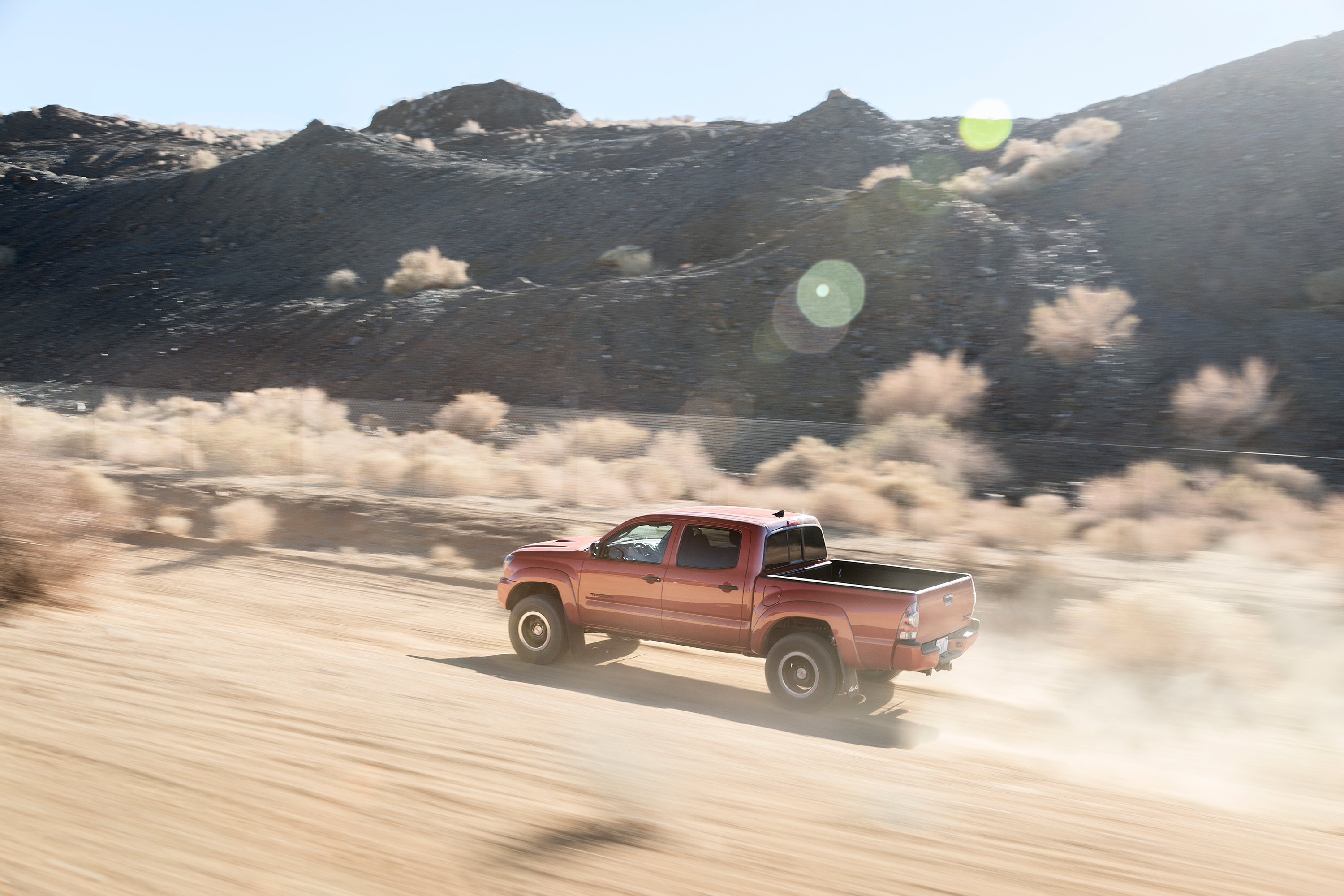 Toyota Introduces All New TRD Pro Series Tundra Ta a