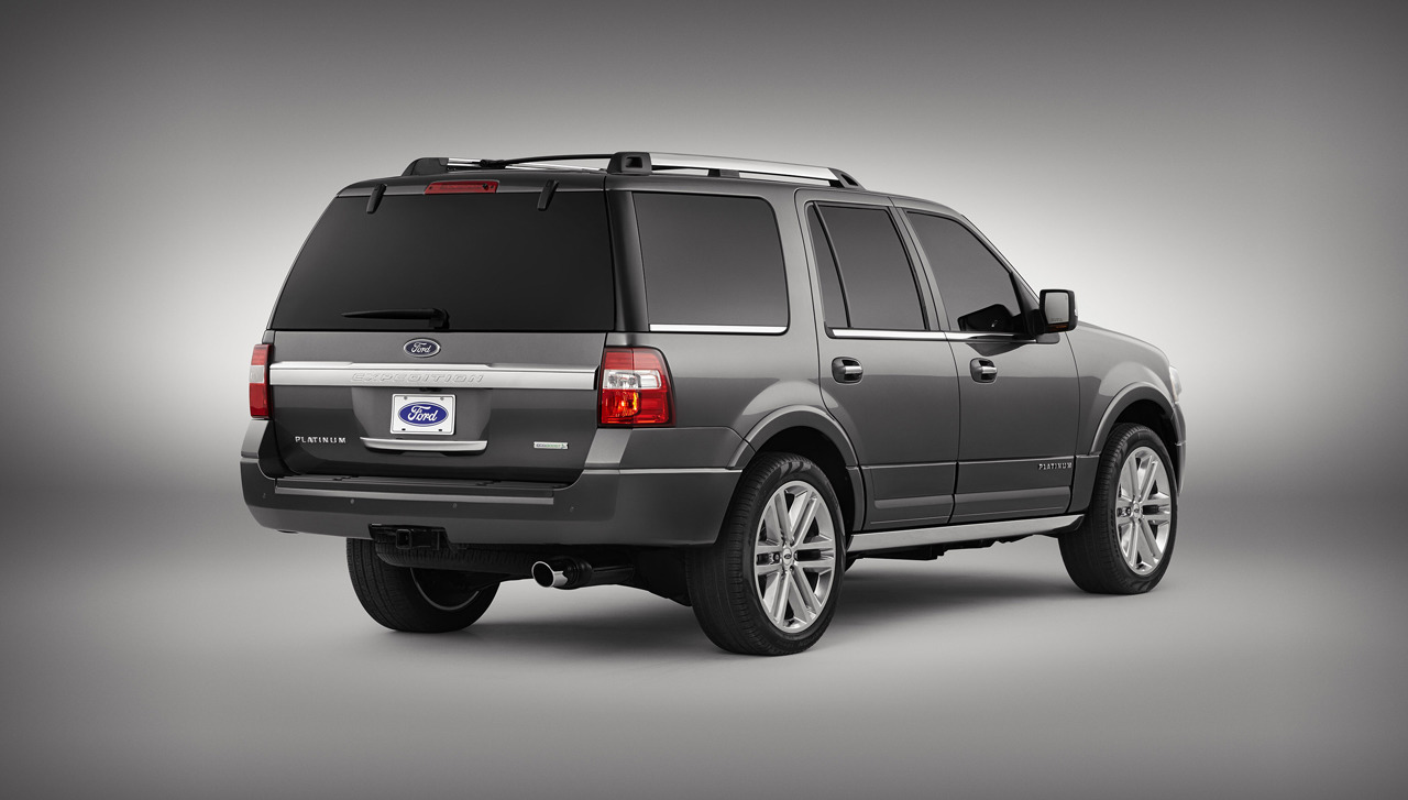 2015 ford expedition revealed w ecoboost engine. Black Bedroom Furniture Sets. Home Design Ideas