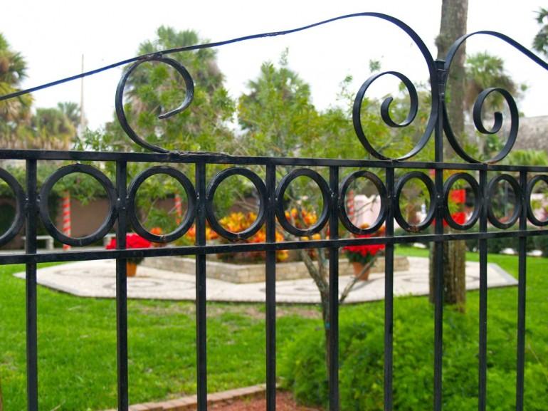 St Augustine Garden