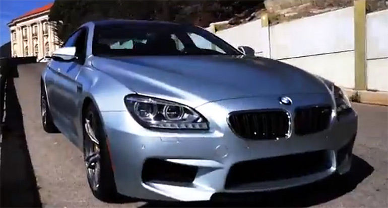 Fireball Tim Takes 5-Minute Drive in 2014 BMW M6 Gran Coupe w/ Actor Ray Abruzzo