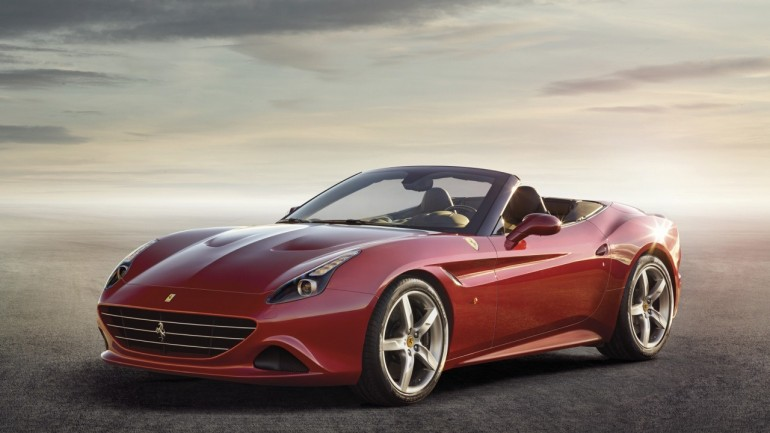 Ferrari Unleashes Turbocharged and Topless 2015 California T – Preview