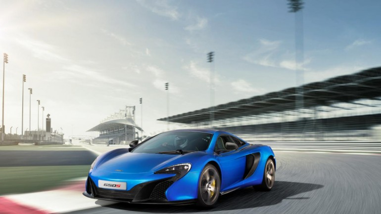 McLaren 650S Revealed Before Geneva Motor Show Premier