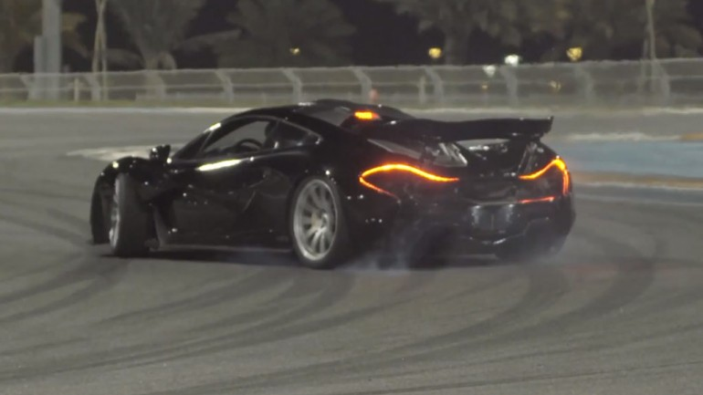 Chris Harris Tackles The McLaren P1: Video