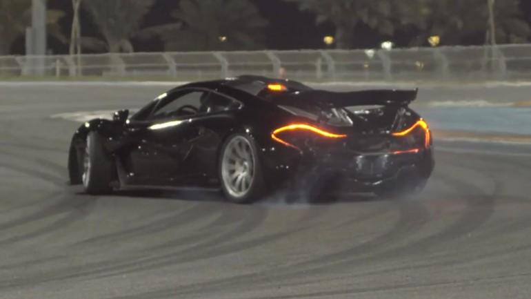 Chris Harris Tackles The McLaren P1: Video