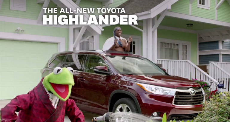 2014 Super Bowl XLVIII Big Game Automotive Commercials Roundup