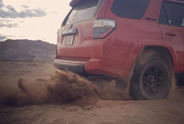 All-New Toyota TRD Pro Series Vehicles Live Reveal at 2014 Chicago Auto Show Feb 6th @ 10:30am