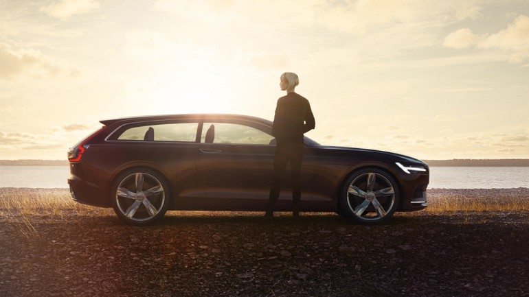 Volvo Concept Estate Foreshadows Stunning Design – Videos