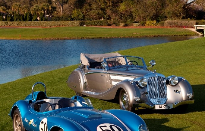 Horch 853 and SCARAB win Best in Show at 19th Annual Amelia Island Concours d'Elegance