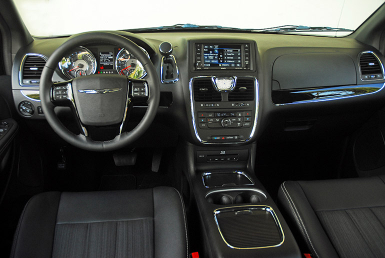 2014 Chrysler TC Dashboard Done Small