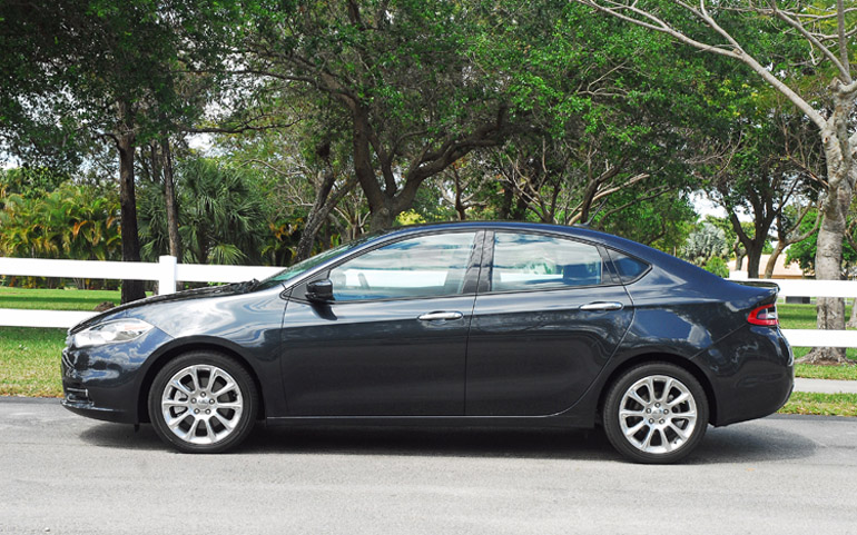 2014 Dodge Dart Limited Beauty Side LA Done Small