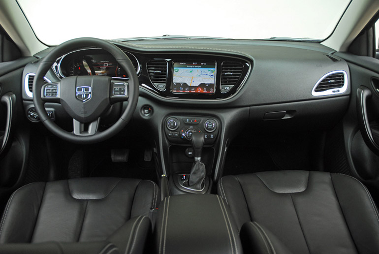2014 Dodge Dart Limited Dashboard Done Small