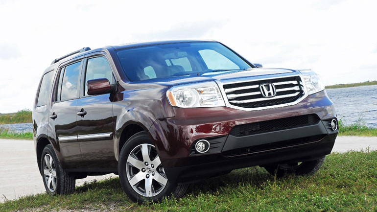 2014 Honda Pilot AWD Touring Review & Test Drive
