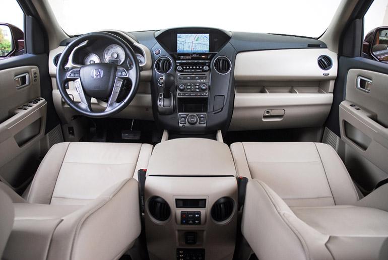 2014 Honda Pilot Awd Touring Review Amp Test Drive