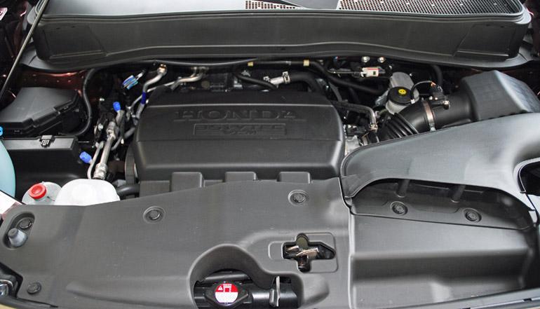 2014 Honda Pilot AWD Touring Engine Done Small