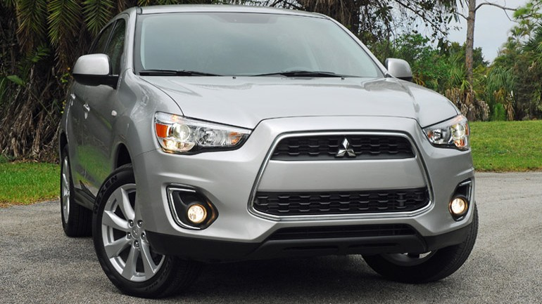 2014 Mitsubishi Outlander Sport Review & Test Drive
