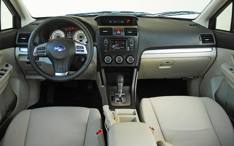 2014 Subaru Impreza 2 0i 5 Door Limited Review Amp Test Drive