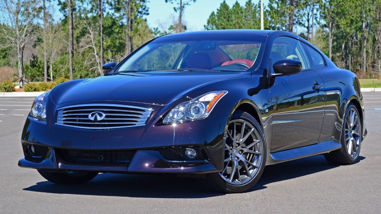 2014 Infiniti Q60 IPL 6-Speed Manual Review & Test Drive