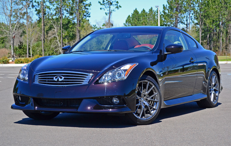 2014 Infiniti Q60 Ipl 6 Speed Manual Review Amp Test Drive