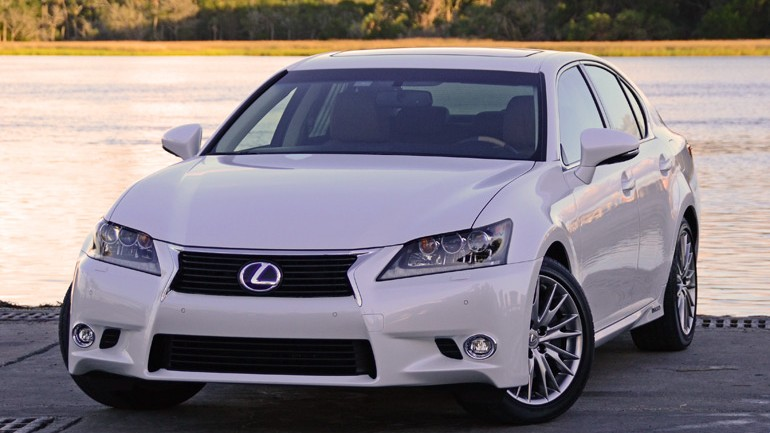 Driving Impressions & Review: The 2014 Lexus GS450h (Hybrid)