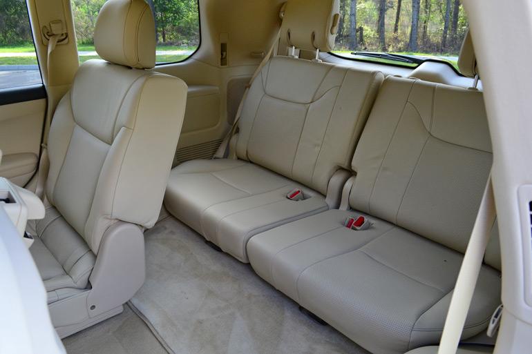 7 seat luxury suv autos weblog. Black Bedroom Furniture Sets. Home Design Ideas