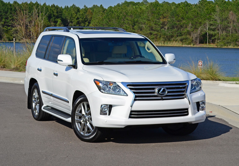2014 Lexus Lx 570 Review Amp Test Drive