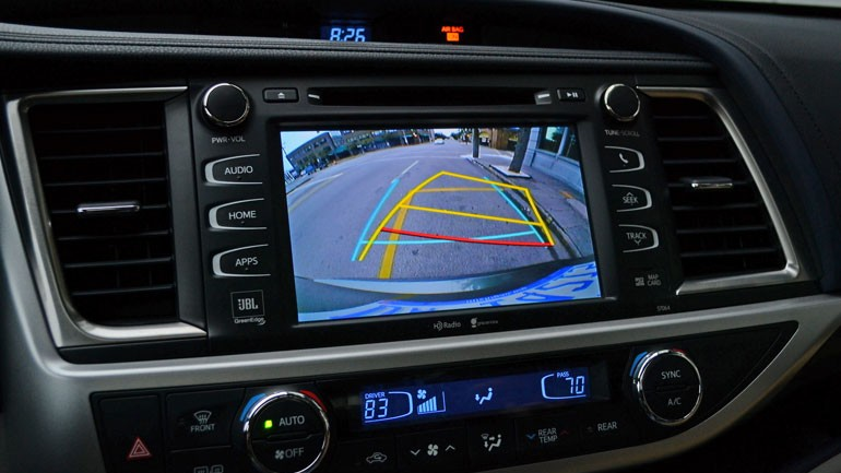 Ruling Finalized: All U.S. Vehicles Required to have Backup Cameras by May 2018